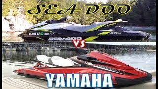 10. Sea Doo vs Yamaha Review