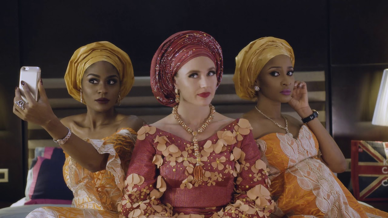 Streaming on Netflix. Watch Kemi Adetiba's Nigerian Romantic Comedy 'The Wedding Party 2' (Trailer)