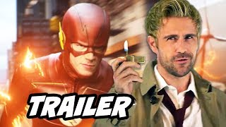 Nonton The Flash Season 4 Episode 2 Promo   New Constantine Explained And Top 10 Q A Film Subtitle Indonesia Streaming Movie Download