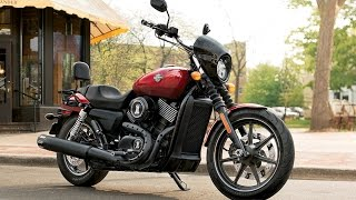 7. New 2015 Harley Davidson Street 750 Motorcycle Release date