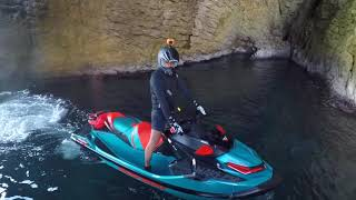 4. 2018 SeaDoo Wake Pro 230 SummerTime '18 Part #4.1 Trip To Medes Islands