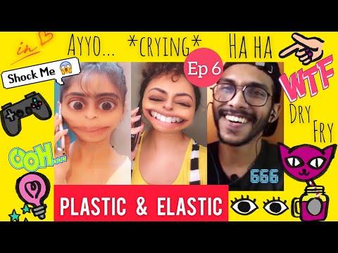 PLASTIC & ELASTIC | DEEPTI SATI | ARJYOU | Silly Girls