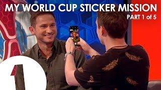 Download Lagu Need: Frank Lampard – My World Cup Sticker Mission Part 1 Mp3