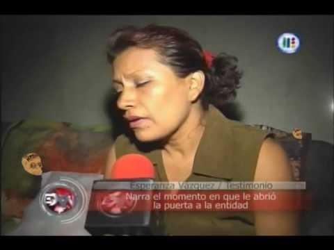 Extranormal La Leyenda de la Llorona Huatulco Oaxaca 7 feb 2010 2da parte