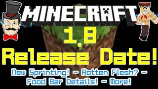 Minecraft 1.8 Release Date News and More!