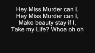 Video Miss Murder lyrics A.F.I MP3, 3GP, MP4, WEBM, AVI, FLV Juli 2018