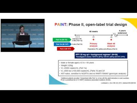 MOAB0106 - Week 48 safety and efficacy of a rilpivirine (TMC278)-based regimen in HIV-infected ...