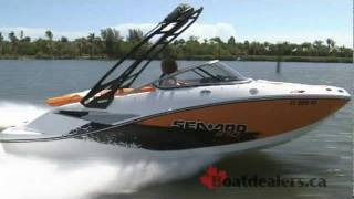 2. 2012 / 2011 Sea-Doo 210 SP Sport Boat / Jet Boat Review