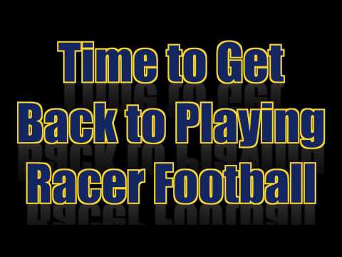 Racer Football Motivational Video – Week #8 APSU
