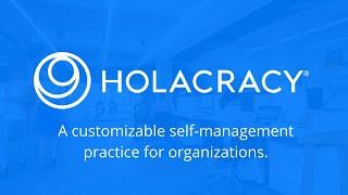 Holakratie simplified - Organisationsmodell für eine volatile Welt