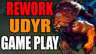 NEW UDYR REWORK FULL GAME PLAY  League of Legends  Patch 7.15 PBE  Kobe lol  Kobe2408 lolUp coming Skins:1. Program Heimerdinger, Elise, and Kalista2. Mater Arcanist Vladimir3. Nanotech Zac4. Arcade Yorick5. Secret Boss Viktor6. Elderwood Blitzcrank7. Pool Party illaoi, Ahri, Gragas, Bard, and Sivir8. Piltover Customs Rumble=====Make sure to Subscribe, Like, Comment, and Share :) Thank you!=======Donations for Live Stream:1. https://youtube.streamlabs.com/kobe2408Under Ground Free Music:1. Undergroundfreemusic@gmail.comEmail me your music and I will help you promote it. MUST BE COPYRIGHT FREE!Discord Channel Link:1. Discord - https://discord.gg/JnkwBXQFollow me Here:1. Facebook - https://www.facebook.com/akum.sandhu2. Twitter - https://twitter.com/AkumSandhu3. Twitch TV – https://www.twitch.tv/kobesandhu4. Youtube Live Stream - https://gaming.youtube.com/c/HardHitt...5. Instagram - https://www.instagram.com/kobesandhu/Check out my other videos:1. New Lucian OP Korean Pro Build LCS  League of Legends 7.9  Patch 7.9  Brofresco, Phylol, Redmercy, Nightblue3, imaqtpie, and pokimane ain't got stuff on ME!!! LOL - https://www.youtube.com/watch?v=wvI7H...2. NEW Heimerdinger Passive Rework 2017 patch 7.10  League of Legends 7.10 PBE3. *WTF* EKKO 2 HEXTECH ITEMS IS INSANELY STRONG AND WORKS!!  LEAGUE OF LEGENDS 7.9  PATCH 7.94. *NEW* Rework Ezreal PulseFire All Sound Effects and Voice Lines 2017  League of Legends 7.105. *NEW* PulseFire Caitlyn All Sound Effects and Voice Lines  League of Legends 7.10  Patch 7.106. NEW REWORK EZREAL PULSEFIRE SKIN GAME PLAY 2017  LEAGUE OF LEGENDS 7.9  PATCH 7.97. NEW PulseFire Cailtyn Gameplay Skin Spotlight 2017  League of Legends 7.9  Patch 7.9 PBE8. NEW HEXTECH MSI CAPSULE UNBOXING OPENING X50  League of Legends 7.8  Patch 7.89. New Hextech Chest and MSI Capsule Unboxing Opening  Rarest Skins in League of Legends10. PulseFire Cailtyn Teaser Trailer  League of Legends 7.9  Patch 7.9  New Skin Spotlight Gameplay11. REWORK MAOKAI CHAMPION S