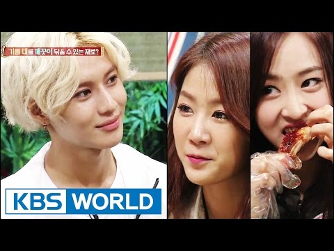 food - Multi Language Caption Translation Is Available! Learn How to Activate http://ow.ly/sTv8a - Telecasting Time: Thursdays 03:00am | Sundays 03:20pm (Seoul, UTC+9) - Ep.18: Sistar's Soyou and...