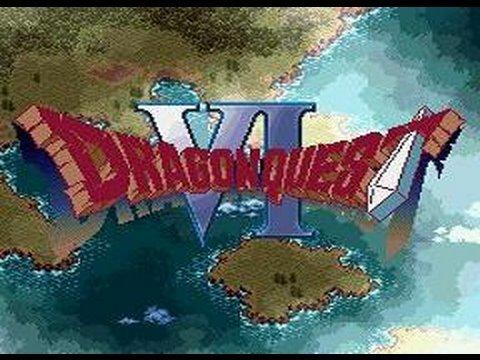 Review Dragon Quest VI ( snes )