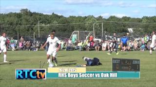 Rochester High School Soccer vs Oak Hill