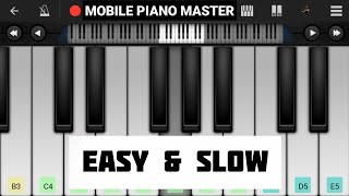 Video Bheegi Bheegi Raaton Mein(Slow & Easy)Piano Tutorial Piano Keyboard Piano Lessons Piano Music Mobile download in MP3, 3GP, MP4, WEBM, AVI, FLV January 2017