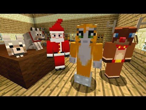 Minecraft Xbox - Christmas Rescue [261]
