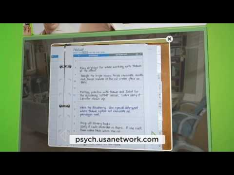 Psych Interactive Office