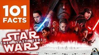 Video 101 Facts About Star Wars Episode VIII: The Last Jedi MP3, 3GP, MP4, WEBM, AVI, FLV Maret 2019