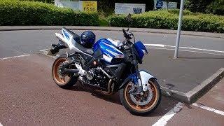 4. Suzuki GSX1300 B King motorbike review
