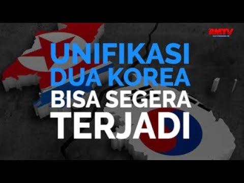 Unifikasi Dua Korea Bisa Segera Terjadi