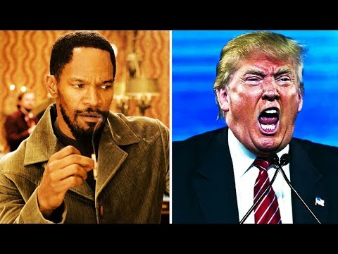 Trump In 2013: 'Django Unchained' Is the Most Racist Movie EVER (видео)