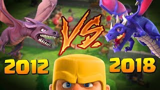 Nonton Playing Clash Of Clans In 2012 Vs 2018   What S Changed    Old Coc Vs New Coc   History Of Coc Film Subtitle Indonesia Streaming Movie Download