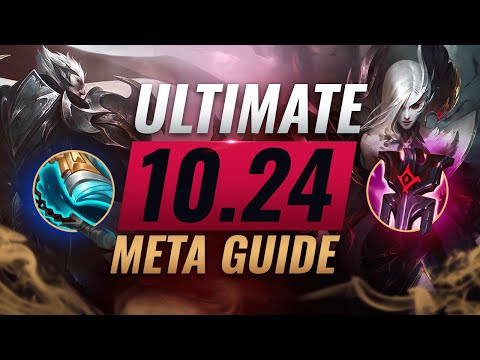 HUGE META CHANGES: BEST NEW Builds, Trends, & Picks For EVERY ROLE - League of Legends Patch 10.24