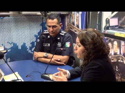 Entrevista con Paulo Quiroz Martínez, Director de Seguridad Pública, SSPTM Puebla.