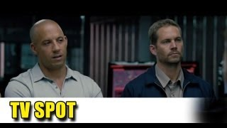 Fast&Furious 6 'Take It' TV Spot