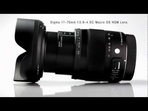 hsm 4 - Jack Howard from Sigma breaks down the all-new Sigma 17-70mm f/2.8-4.0 Macro Lens. This is Sigma's first Contemporary offering in its new Global Vision lineu...