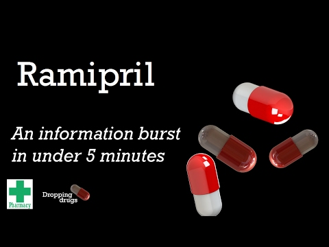 Ramipril information burst
