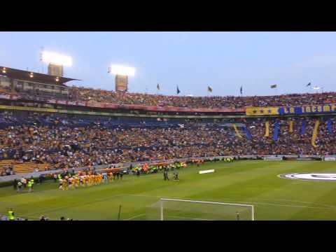 La incomparable hinchada de TIGRES vs River Plate - Libres y Lokos - Tigres - México - América del Norte