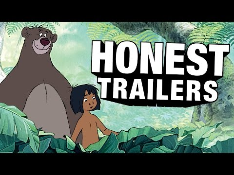 Honest Trailer Of Disney  s Original The Jungle
