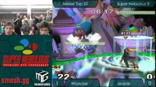 Wizzrobe vs. Jeapie – The hypest bracket set of Super Nebulous 3. Crazy Falcon dittos