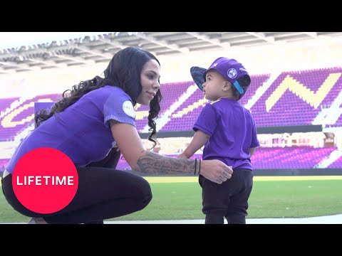 Player Spotlight: Sydney Leroux (Orlando Pride)  #NWSLonLifetime (видео)