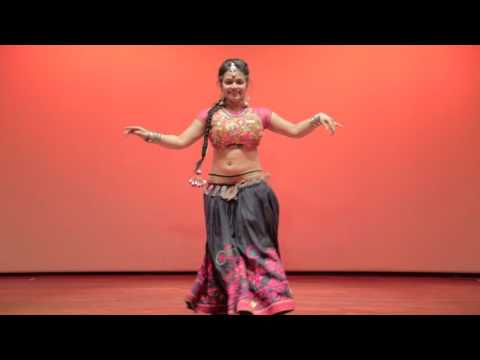 Anusha Hegde - Sublime (Indian classical & Belly Dance Fusion)