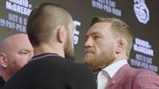 Video UFC 229: Khabib vs McGregor Press Conference Recap MP3, 3GP, MP4, WEBM, AVI, FLV Mei 2019