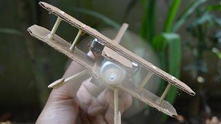 Video Cara Membuat Pesawat Dengan DC Dinamo - Diy Mainan Pesawat Kardus MP3, 3GP, MP4, WEBM, AVI, FLV Oktober 2017