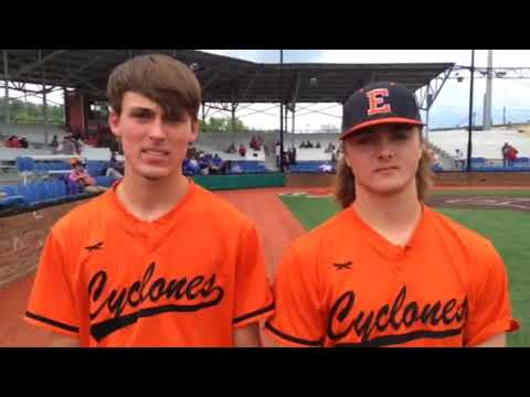 Video: Evan Carter and Logan Estep