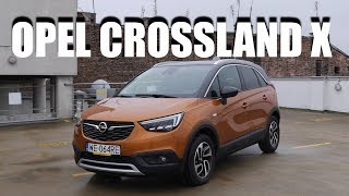 Opel Crossland X (ENG) - Test Drive and Review (Vauxhall)