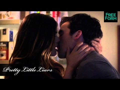 Pretty Little Liars | Season 5, Episode 5 Clip: Ezria & Emison Love Scenes | Freeform
