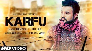 Nonton KARFU FULL VIDEO SONG | HARPREET DHILLON | LATEST PUNJABI SONG Film Subtitle Indonesia Streaming Movie Download