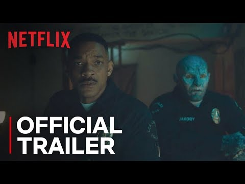 Trailer for David Ayer s Fantasy Action Film Bright from