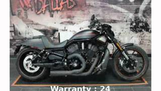 10. 2014 Harley-Davidson V-Rod Night Rod Special - Details and Review
