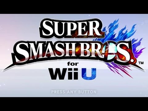 Super Smash Brothers Wii U Preview