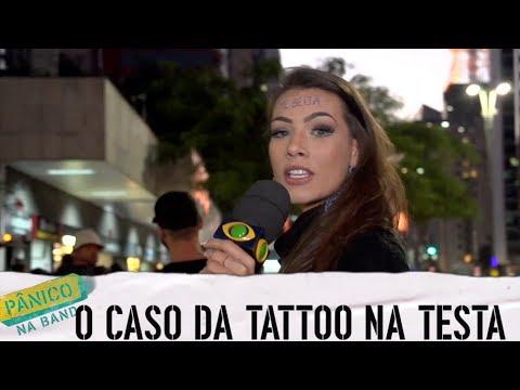 Pânico na Band - PÂNICO ESPECIAL: O CASO DA TATTOO NA TESTA E TROLLAGEM COM WENDY