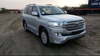5. Toyota Land Cruiser Diesel VX 2016 In Dubai