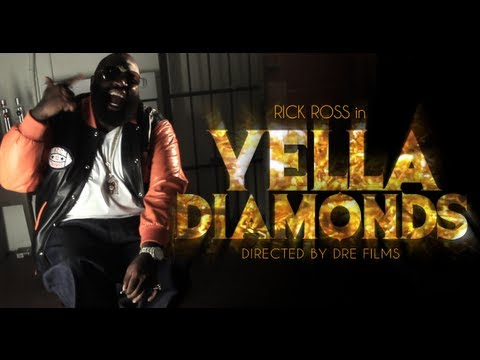 Music Video: Rick Ross – Yella Diamonds (Official Video)