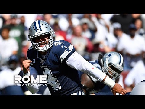 Video: Dak Prescott Should Not Give Dallas a Discount | The Jim Rome Show