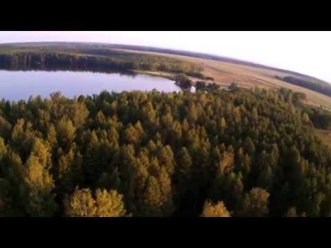 Соколовское озеро и р Русса онлайн видео